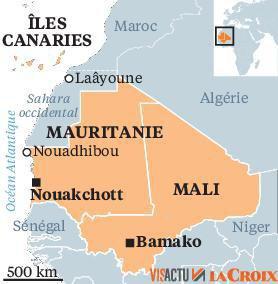 «J'ai traversé la Mauritanie sous les étoiles filantes»