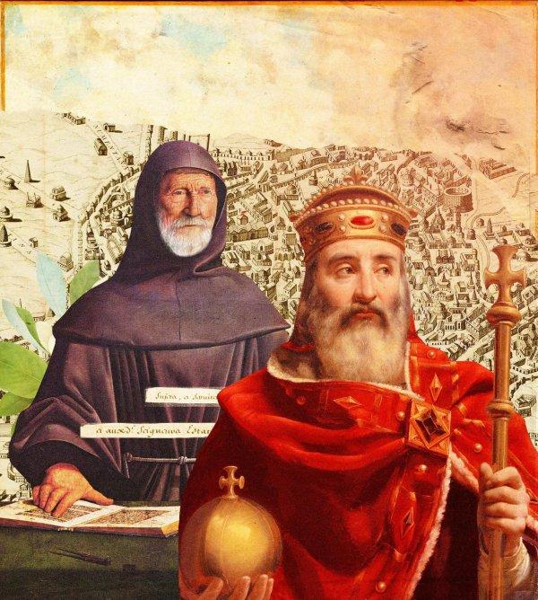 L'empereur et le grammairien