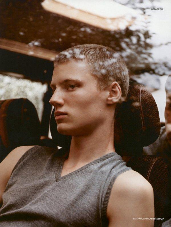 Braien Vaiksaar beauty icon Model
