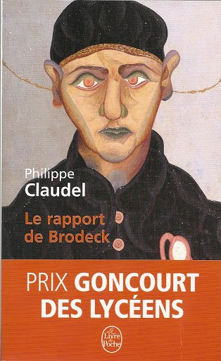 Philippe Claudel La rapport de Brodeck