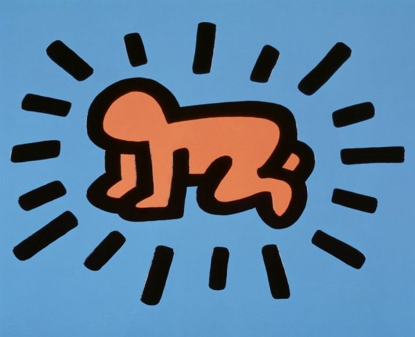 Keith Haring, un destin fulgurant  Laura Alavoine