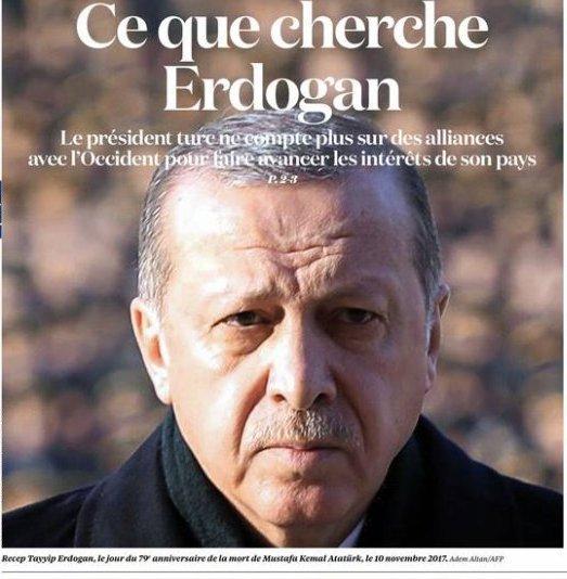 Les ambitions débridées d'Erdogan