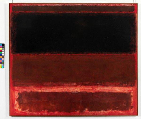 Mark Rothko, l'appel d'un vide