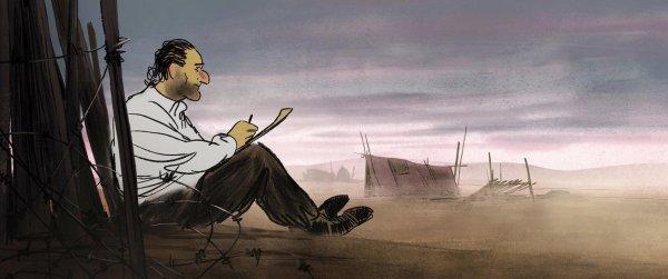 Josep ***  d'Aurel  Film d'animation franco-hispano-belge, 1h14