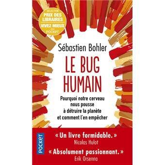 """Sébastien Bohler, docteur en neurosciences - """"Le bug humain"""""""