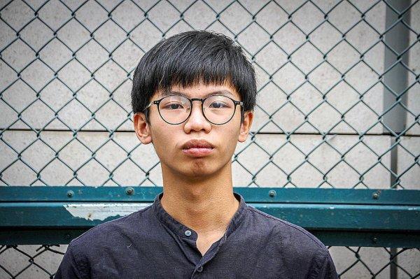 A 19 ans, le militant hongkongais Tony Chung risque la perpétuité