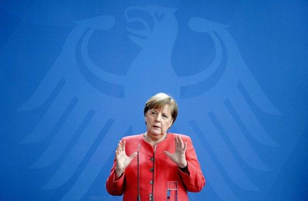 La dernière mission d'Angela Merkel