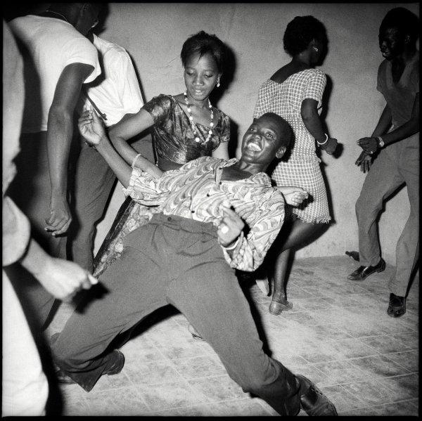 Malick Sidibé photographe