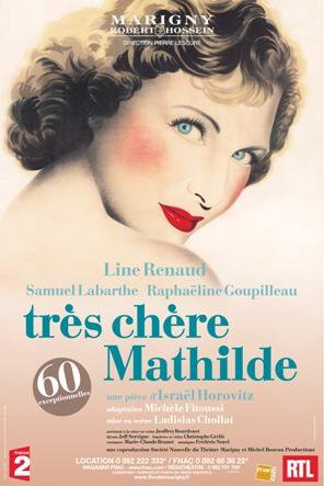 Ma très chère Mathilde