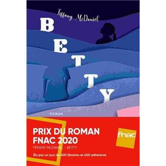 Betty roman de tiffany Mc Daniel