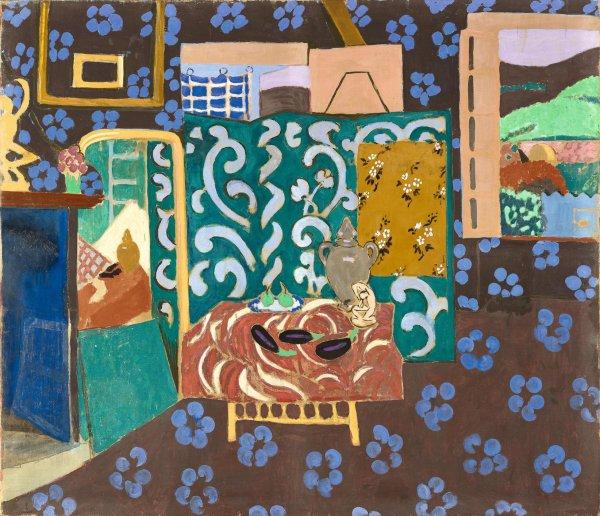 Exposition Matisse, une vie en couleurs