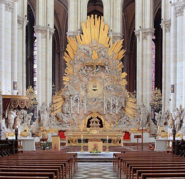 Le singulier jubilé de la cathédrale d'Amiens
