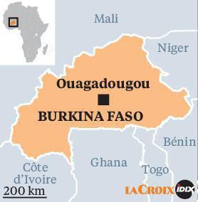 Ludivine Laniepce,  Les enfants fantômes du Burkina Faso
