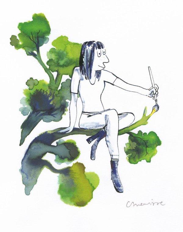 Catherine Meurisse «L'humour est une armure… mais c'est aussi une main tendue»