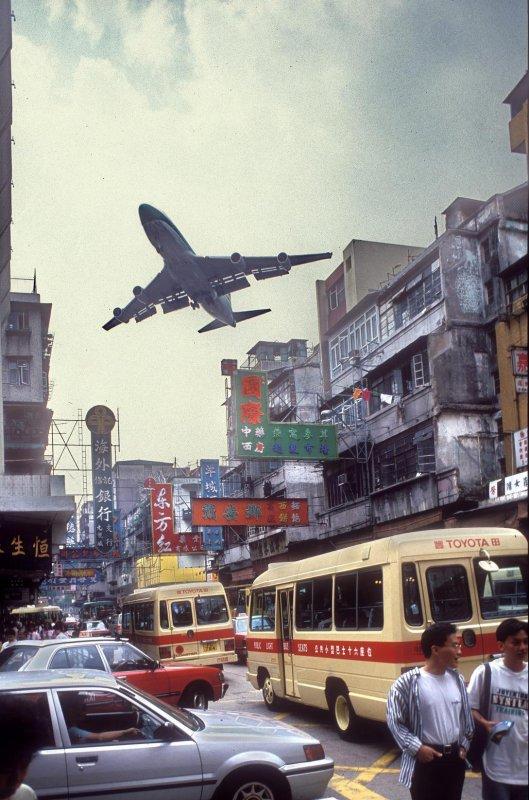 Mon adieu à Hong Kong