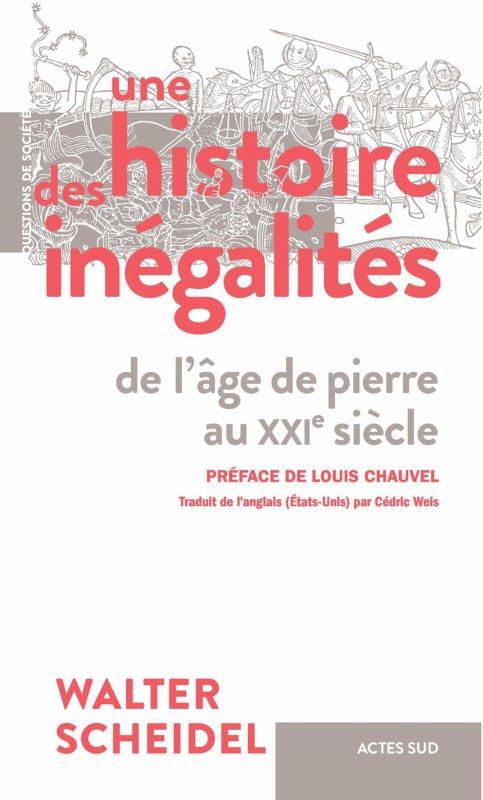 La quête tragique de l'égalité de richesses  Marianne Meunier