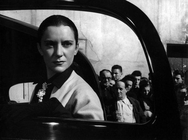 Biographie Maria Casarès, l'ardente inapaisée