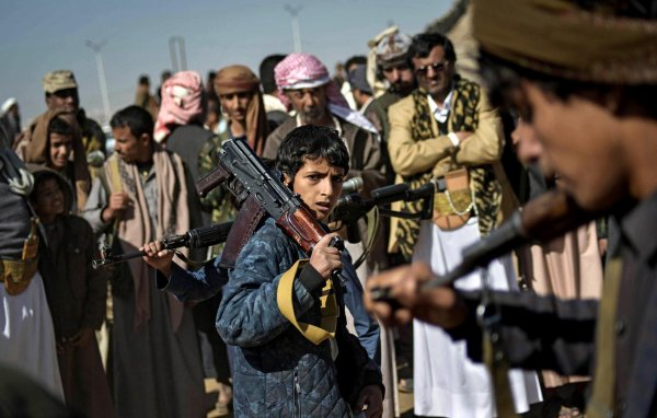 Le Yémen, enjeu d'un conflit régional