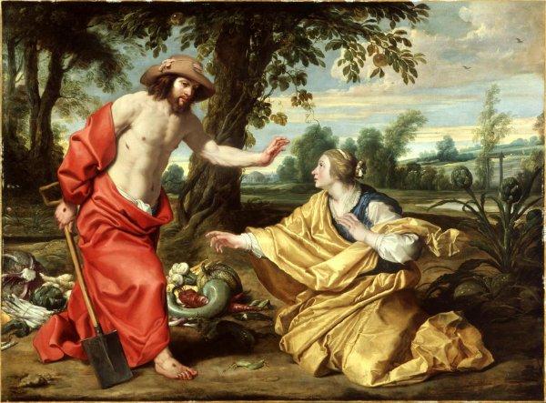 Contempler : Noli me tangere, d'Abraham Janssens et Jan Wildens