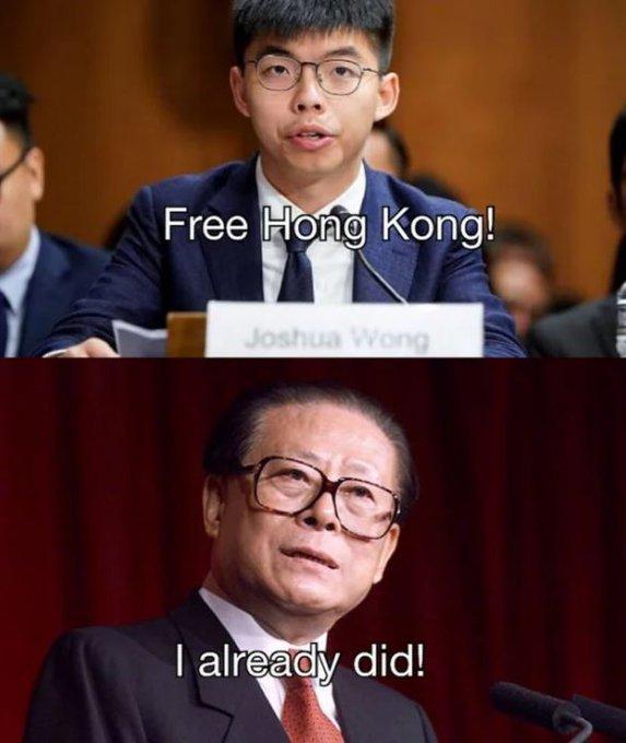 Hong Kong : Le jeune militant prodémocratie, Joshua Wong, condamné à treize mois de prison