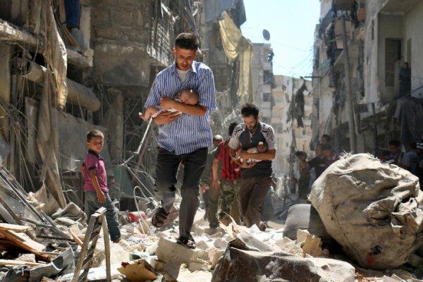 Syrie, les coulisses d'une paix impossible