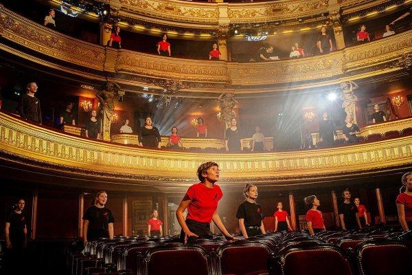 La Maîtrise populaire de l'Opéra Comique mise sur la mixité