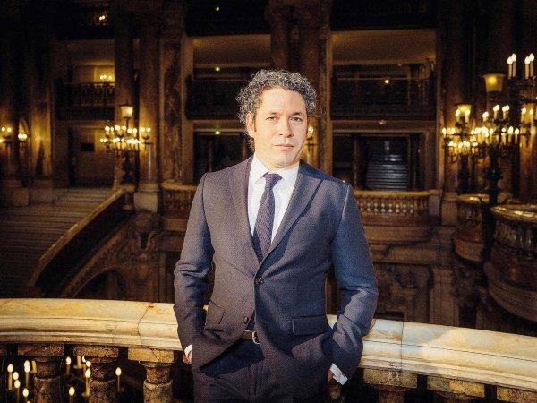 Gustavo Dudamel, le nouveau visage de l'Opéra de Paris