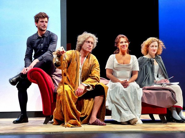 Théâtre Nice à l'italienne