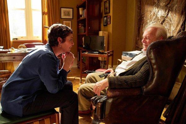Cinéma « The Father », dans la tête d'Anthony Hopkins