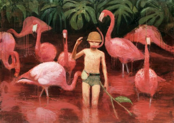 Pablo Martinez peintre contemporain espagnol