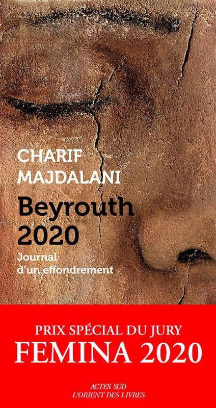 BEYROUTH 2020 Prix Femina 2020