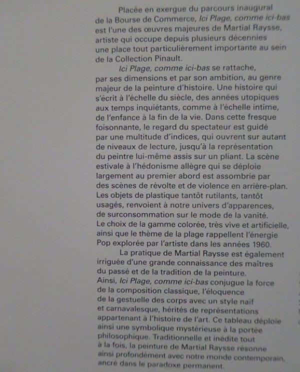 Bourse du commerce collection Pinault (1)