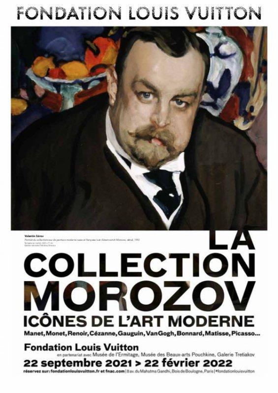 Expo à Fondation Louis Vuitton