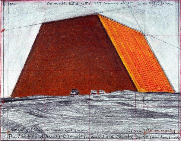 Christo quelques-unes de ses oeuvres. (article, complèté)