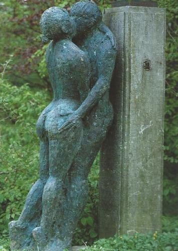Mady Andrien expo et sculpture (suite)