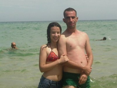 au vacance a la plage ...........