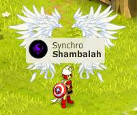 Changement de personnage pour Shambalah.