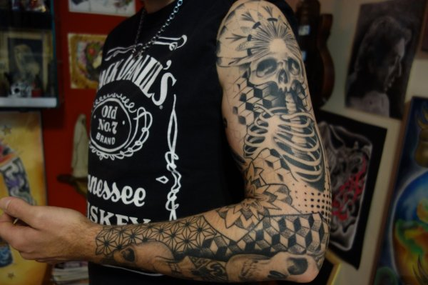 bras de Mathieu