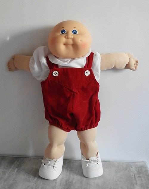 cabbage patch kid (patouf)