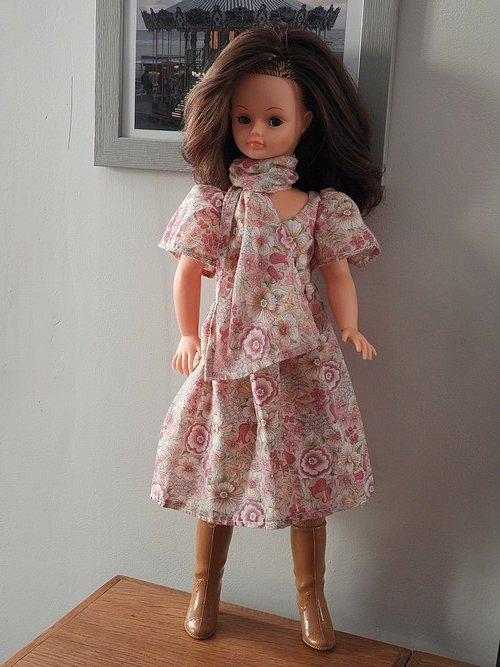 Cathie tenue Promenande - 1979 -