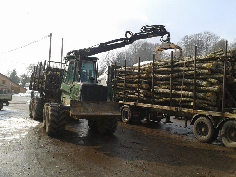 Abattage debardage jddes bois