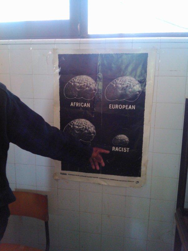 RACISMO...NÃO