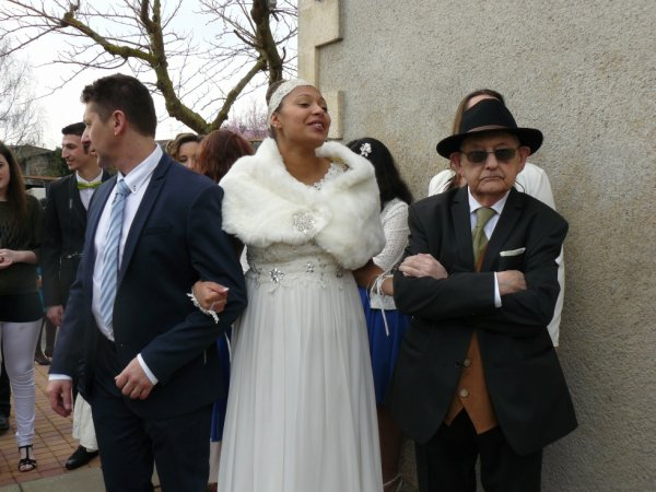 mariage d'Orchydée