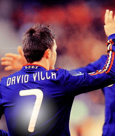 DAVID VILLA ♥
