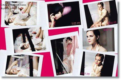 - Nouvelles images de Emma pour Rouge in Love