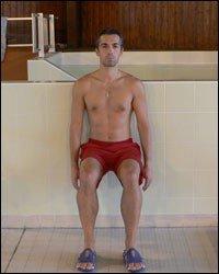 Article n° 3  ► Renforcement musculaire : Les exercices à la maison     Partie 2 !