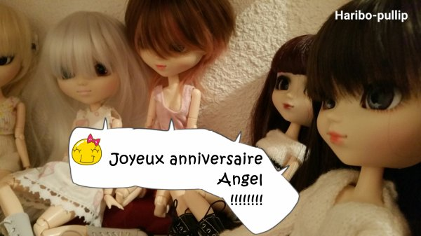 Happy Birthday Angel !