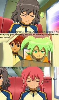 Inazuma's Fact!