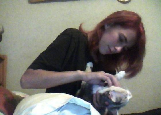 mon petit amour de chat <3
