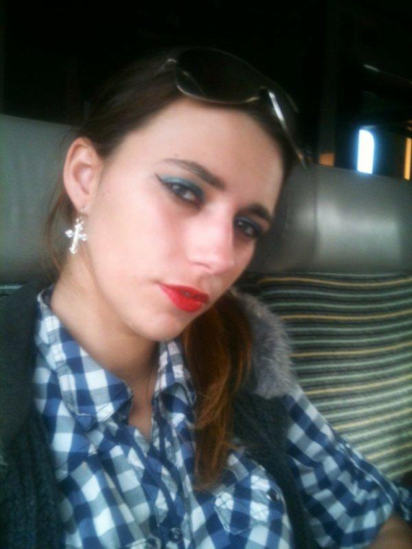 Maquillage facile allez hop vacances pour rennes